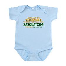Be A Sasquatch Body Suit