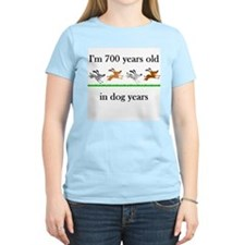 100 dog years birthday 1 T-Shirt