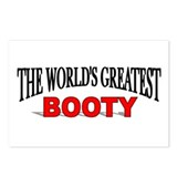 """The World's Greatest Booty"" Postcards (Package of"