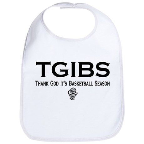 TGIBS -- Basketball Season Bib