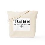 TGIBS -- Basketball Season Tote Bag