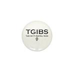 TGIBS -- Basketball Season Mini Button