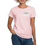 TGIBS -- Basketball Season Women's Pink T-Shirt
