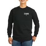 TGIBS -- Basketball Season Long Sleeve Dark T-Shir