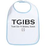 TGIBS -- Baseball Season Bib