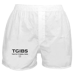 TGIBS -- Baseball Season Boxer Shorts