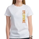 Stamp Xylophone Women's T-Shirt