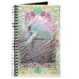 Ballerina in Arabesque Journal