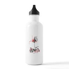 Butterfly City Water Bottle