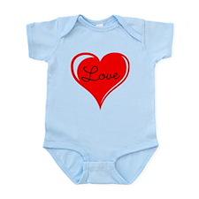Simply Love Infant Bodysuit
