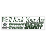 Brevard County Bumper Bumper Sticker