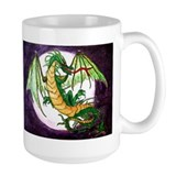 In Green (dragon) Mug