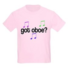 Got Oboe Musical T-Shirt