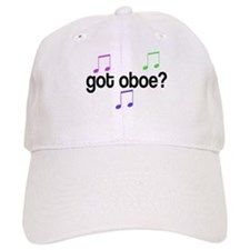 Got Oboe Musical Baseball Cap