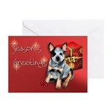 Season's Greetings Cards (Pk of 10)