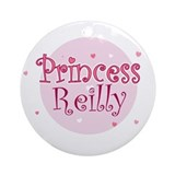 Reilly Ornament (Round)