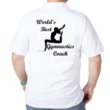 Gymnastics Coach Shirt