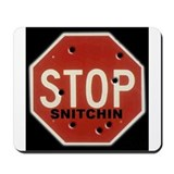 Snitching Mousepad