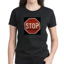 Unique Stop snitching Tee