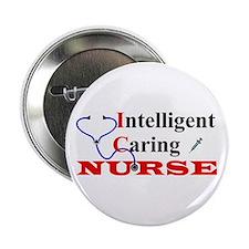 """ICU Nurse 2.25"""" Button (10 pack)"""