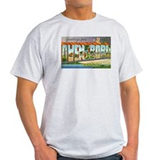 Owensboro Kentucky Greetings Ash Grey T-Shirt
