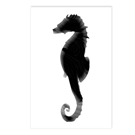 Seahorse Postcards (Package of 8)
