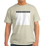 Monogram Clarinet Ash Grey T-Shirt