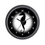 Seahorse Wall Clock
