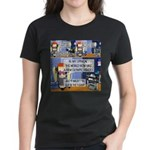Disability Quote Women's Dark T-Shirt