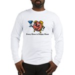 Every Hour is Happy Hour Long Sleeve T-Shirt