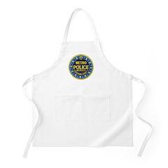 Nashville Police BBQ Apron