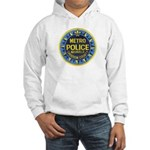 Nashville Police Hooded Sweatshirt