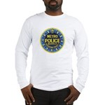 Nashville Police Long Sleeve T-Shirt