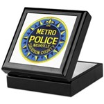 Nashville Police Keepsake Box