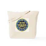 Nashville Police Tote Bag