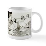 Moorhead Tumbler Pigeons Mug