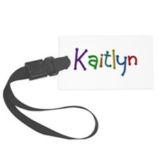 Kaitlyn Play Clay Luggage Tag