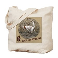 Ready, Get Setter, Go! Tote Bag