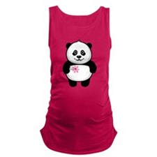 little_panda.png Maternity Tank Top
