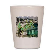 Magaluf Shot Glass