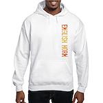 English Horn Stamp Hooded Sweatshirt