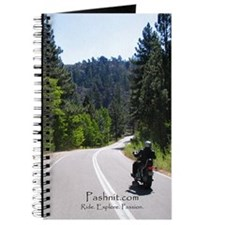 Open Road I - Pashnit Notebook