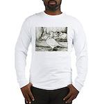 Texan Pioneer Pigeons Long Sleeve T-Shirt