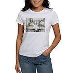 Texan Pioneer Pigeons Women's T-Shirt