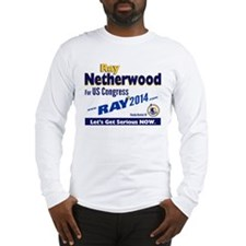 Ray Netherwood Long Sleeve T-Shirt