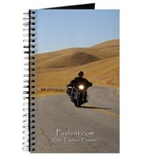 Open Road Motorcycling - Pashnit Notebook
