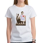 My Pit Bull is Family Women's T-Shirt