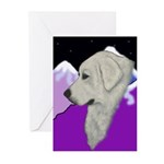 Great Pyranees Greeting Cards (Pk of 10)