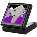 Great Pyranees Keepsake Box