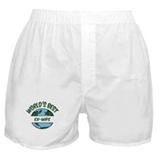 World's Best Ex-Wife Boxer Shorts